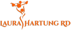 Laura Hartung, RD Logo